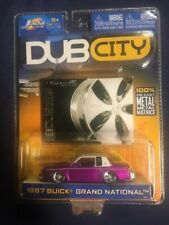 1/64 JADA DUB CITY 1985 BUICK GRAND NATIONAL