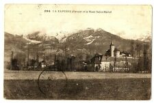 CPA 73 Savoie La Ravoire et le Mont Saint-michel