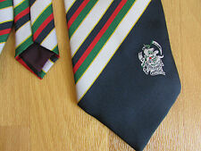 94 Golden Oldies CRICKET Birmingham Logo Tie by Maddocks & Dick - SEE PICTURES