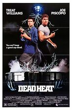 movie film repro dead heat Poster A3 This A print