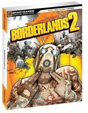 Borderlands 2 Paperback Game Guide   Covers Xbox 360, PS3 & PC