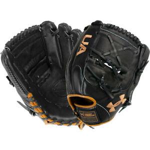 Under Armour Genuine Pro 2.0 Infield Baseball Glove 12 Inch Black/Caramel UAFGGP
