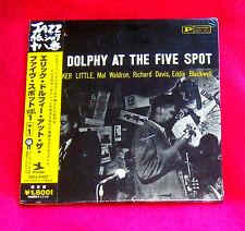 ERIC DOLPHY AT THE FIVE SPOT JAPAN MINI LP CD VICJ-41527 NEW