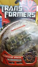 Transformers Decepticon Brawl Tank - New in Box