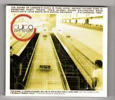 (HZ590) Cuica, City To City - 2002 CD