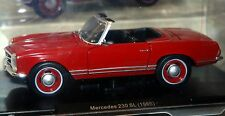 1:24 Mercedes 230SL (1965) Auto Vintage Collection