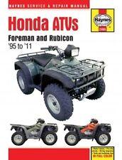Haynes M2465 Repair Manual for Honda Foreman 400 / 450 / 500
