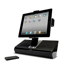 iLuv iMM727BLK ArtStation Stereo Speaker Dock with Remote for the Apple iPad 3-3