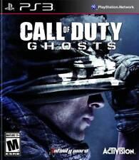 COD Call of Duty: Ghosts (PlayStation 3, Infinity Ward) PS3 *bonus map* NEW