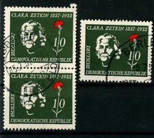DDR_1957 Mi.Nr. 592 Clara Zetkin 100. Geburtstag