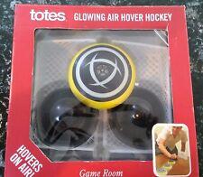 totes Glowing Air Hover Hockey Game Set Christmas Gift