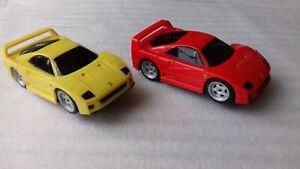 """CARRERA GO!!   """""""" FIRST """"""""     FERRARI F 40 SUPER CARS  BRAND NEW"""