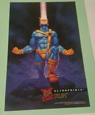 X-men fleer 1995 ultraprints -cyclops