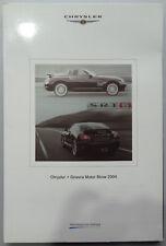 V01738 CHRYSLER BOOK 2003 SERIES