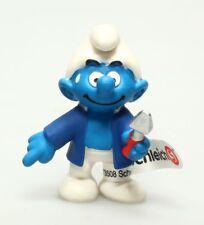 Figurine plastique Schtroumpfs (Les) Schtroumpf concierge