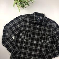 Pendleton for OPENING CEREMONY - Long Sleeve Plaid Overshirt - Size Medium