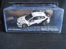 Rally Model Car IXO 1:43 SUBARU IMPREZA WRC Portogallo 2010 M. Ostberg   [MZ3]