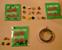 Origami Owl Charms New- St. Patrick's Day Free Shipping Buy 4+ Get Free Charm