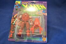 X-Men Juggernaut Power Punch Action Figure The Uncanny Evil Mutants