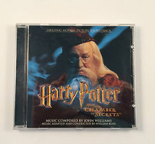 Harry Potter and the Chamber of Secrets by John Williams CD ALT COVER