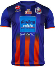 Authentic Port FC Champion FA Cup Thailand Football Soccer Jersey Shirt Player