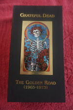 COFFRET GRATEFUL DEAD THE GOLDEN ROAD COMPLET JAMAIS UTILISE