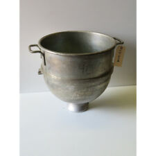 Hobart Mixer Aeration Bowl Vmlh40 Used Very Good Condition