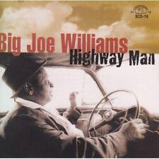Big Joe Williams - Highway Man [New CD]