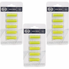 15 x Sebo Fresh Fragrance Vacuum Cleaner Hoover Bag Air Freshener Capsules
