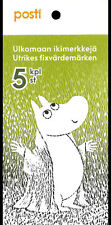 Finland - Postfris / MNH - Booklet Moomins 2017