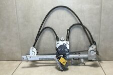Elevalunas Motor de Elevalunas Eléctrico Delantero Derecho Opel Tigra B Twintop