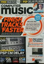 Computer Music Autumn 2016 Finish Tracks Faster Video Tutorials FREE SHIPPING sb