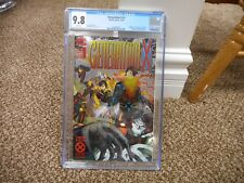 Generation X 1 cgc 9.8 Marvel 1994 1st appearance of Chamber CHROMIUM cover MINT