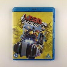 The Lego Movie (3D Blu-ray, 2014)