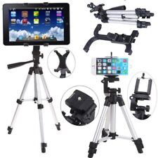 Professional Tripod Stand + Holder For Camera iPad 2 3 4 Mini Air Tablet PC UK