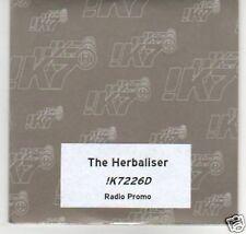 (K601) The Herbaliser, Clap Your Hands - DJ CD