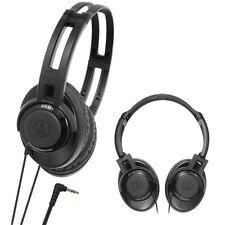 Audio-technica ATH-XS5/BK Portable Headphones 40mm ATHXS5 Black /GENUINE