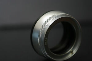 Diax IIb RF Lenses onto Micro Four Third M4/3 Camera adapter (BMPPC, Lumix)