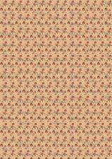 *TAP 081* - Puppenstubentapete - Tapete für Puppenhaus