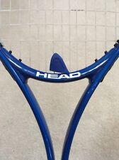 Head 4-3/8 TI Conquest Titanium Tennis Racket Nano Titanium.