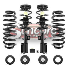 00-06 BMW X5 E53 Air to Coil Spring & Strut Suspension Conversion Kit w/ Bypass