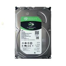 "Seagate BarraCuda 4TB Hard Drive ST4000DM004, 3.5"",  ATA 6.0Gb/s, Cache: 256MB"