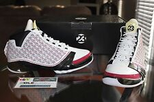 Air Jordan 23 XX3 All Star Game ASG White Black Red CD 318376 101 Size 10.5