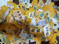 500g sri lanka used stamps on paper kiloware collections lot