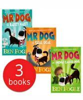 Mr Dog Series 3 Books Set Collection By Ben Fogle & Steve Cole Paperback NEW