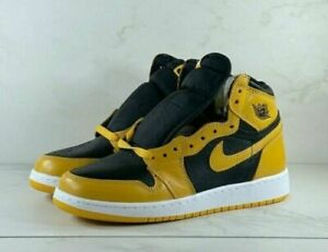 Nike Air Jordan 1 Retro High OG Pollen (GS) 575441-701 ALL SIZES FREE SHIPPING