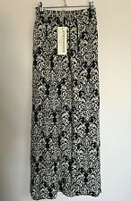 Paisley Hand-wash Only Long Maxi Skirts for Women