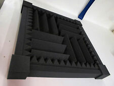 "3"" Thick Studio Acoustic Soundproofing Foam Tile 30""x 30""x 3"" Thick"