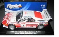 Flyslot 051107 BMW M1 Rallye Tour de Corse 1983   NEW1/32
