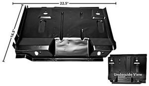 1971-73 Ford Mustang Fastback Seat Platform - LH New